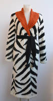 Zebra coat by dosiak