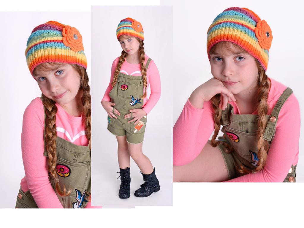 Rainbow cap by dosiak