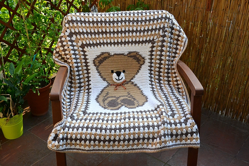 Baby blanket by dosiak