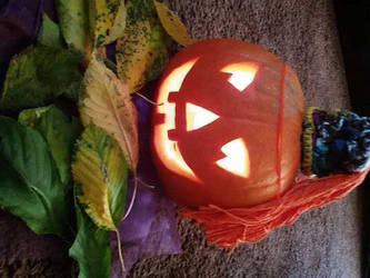 my pumpkin by dosiak