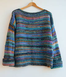 New sweater oversized by dosiak