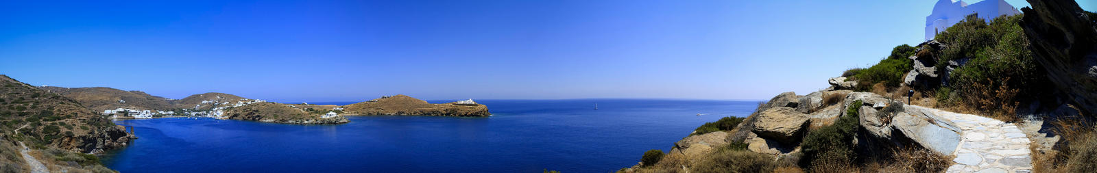 Pano Sifnos by makhor