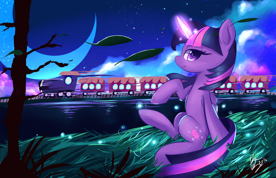 Twilight Sparkle by kawaiipony2