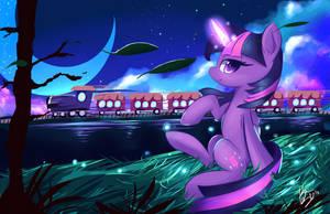Twilight Sparkle by kawaiipony2