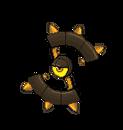 Virus: Roller by dinorun2