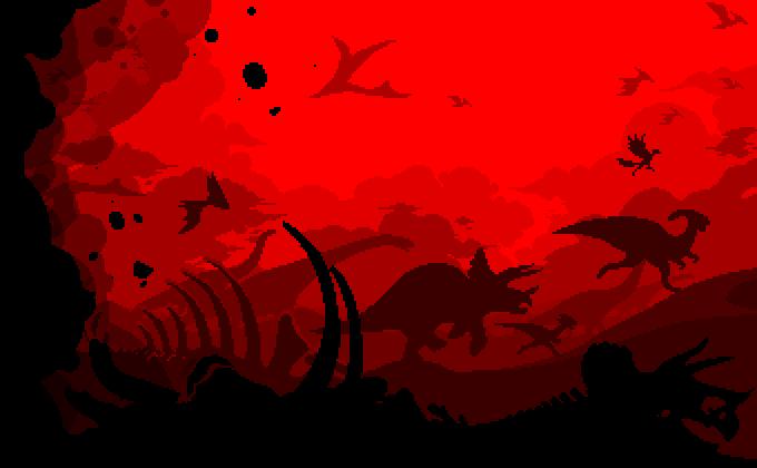 Dino Run: Cataclysm by dinorun2