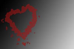 Bloody Love Background by azkardchic