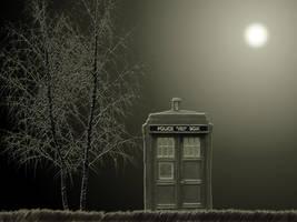 The Haunted Who by azkardchic