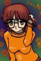 Velma Dinkley by azkardchic