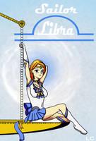 Sailor Zodiac Libra by azkardchic