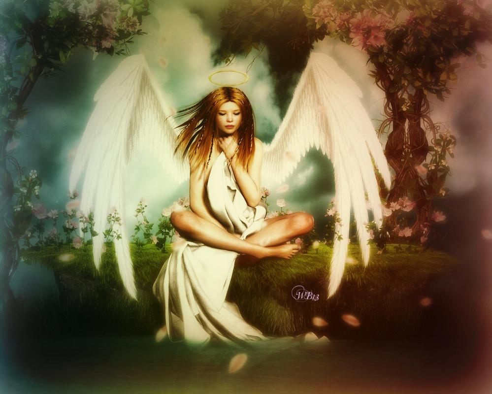 Angel Tears by Wickedbutterflly