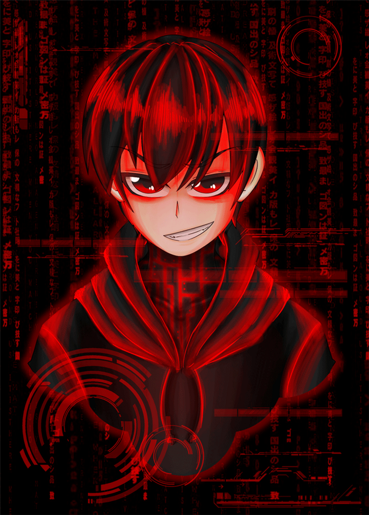 ::GIF:: Virus Detected By Shibikii On DeviantArt