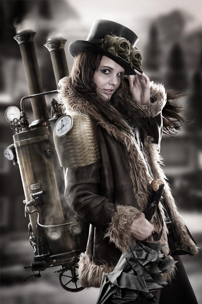 Steampunk by MurdockMcMackin