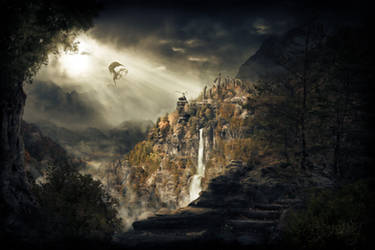 Dragonborn by MurdockMcMackin