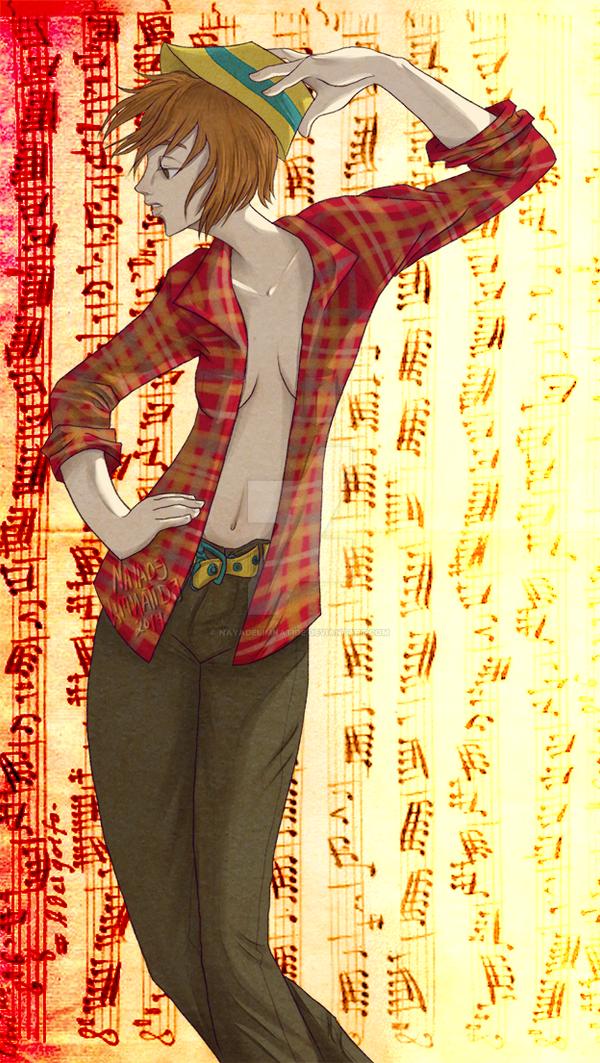 Just dance by NayadeLimnatide