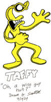Clayfighter: Taffy