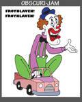Art Jam: The Clown from Animaniacs