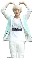 L.Joe [Teen Top] _ Render PNG #1