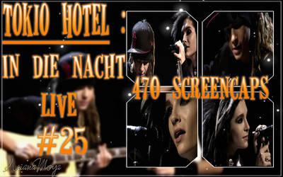 TOKIO HOTEL - IN DIE NACH |ScreenCaps MV # 25|