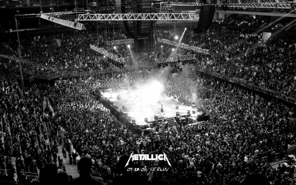 Metallica Widescreen Wallpaper By Mopzz On DeviantArt