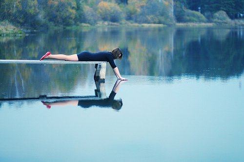 still water reflection by avpfan1102 on DeviantArt