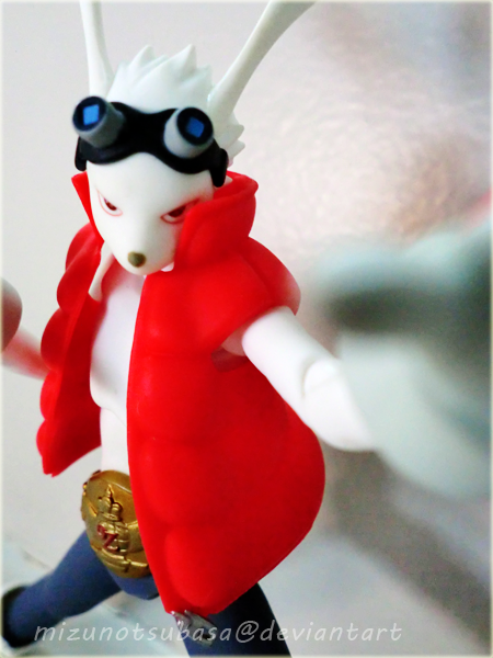 READY FOR BATTLE by mizunotsubasa