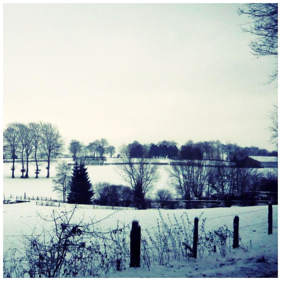 Walking in a winter wonderland by Utopeless