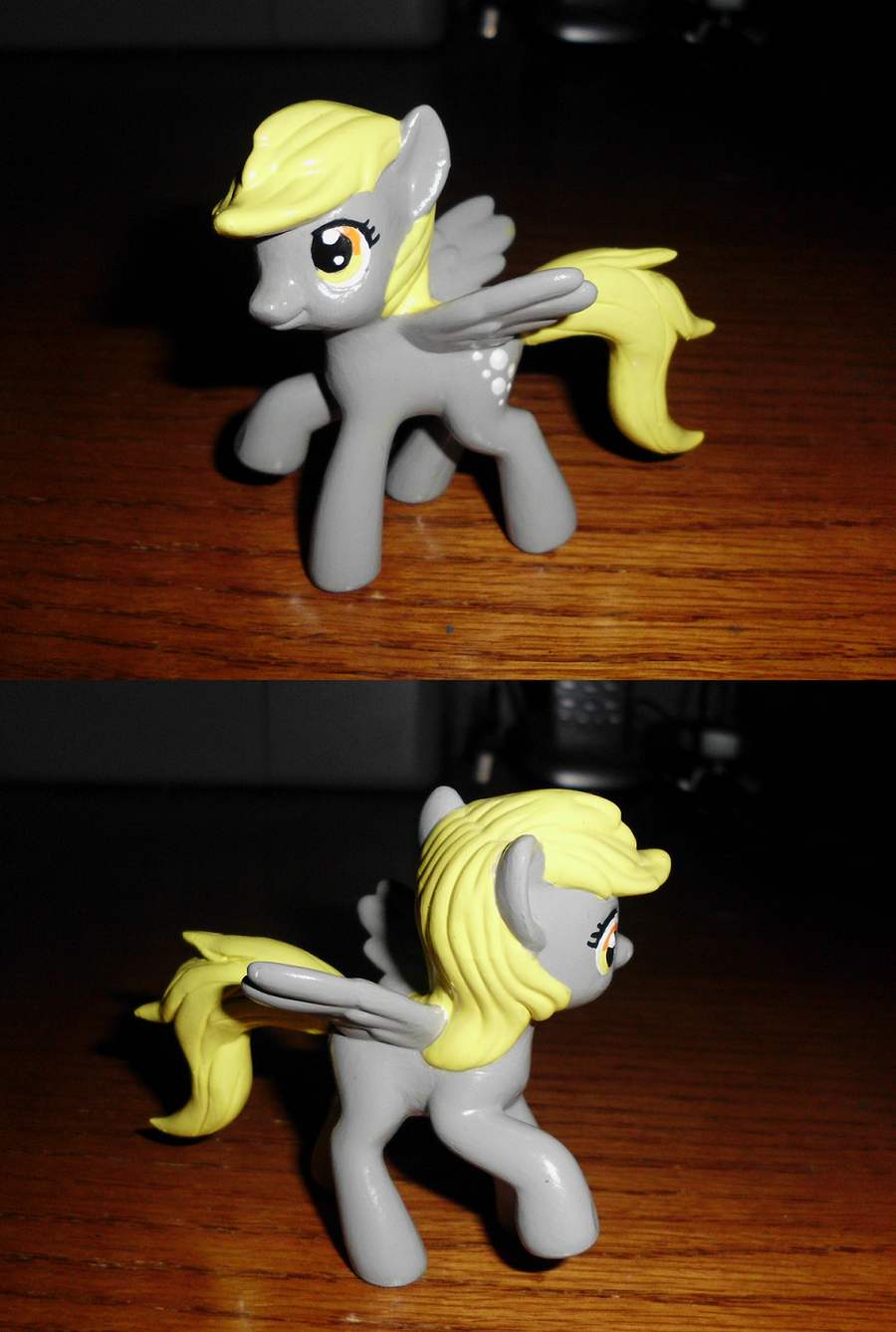MLP: Friendship is Magic - CUSTOM Derpy Hooves 1 by UniqueTreats