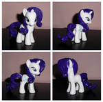 FOR SALE! Mane and Tail Sculpted Rarity V.1
