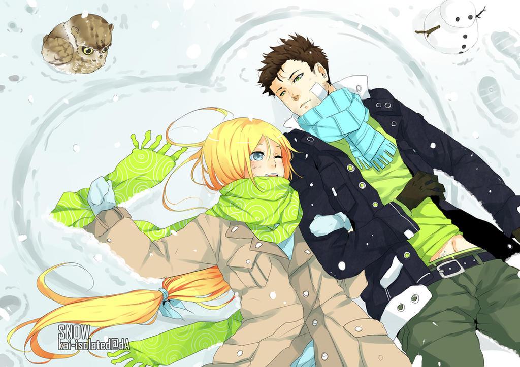 Snow Day by kai-choo