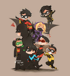 The Bat and Kids