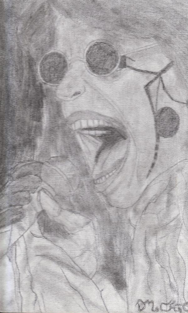 Steven Tyler Portrait by audreydc1983