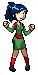 Azura sprite by pinafta1