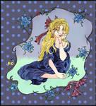 Luna Lovegood (colored)