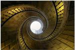 Spiral Staircase by kiebitz