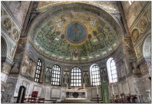 Basilika Of Sant'Apollinare In Classe