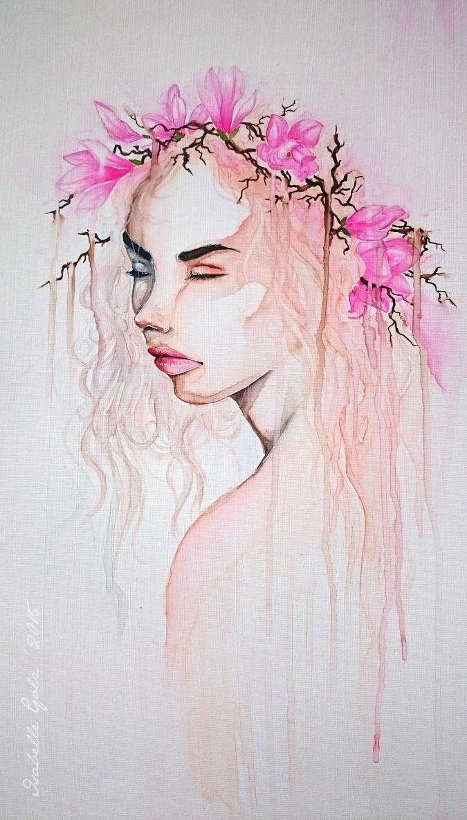 Magnolia by Jizebelle