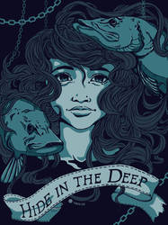 Hide in the deep