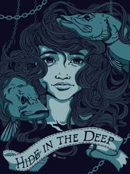 Hide in the deep by Jizebelle