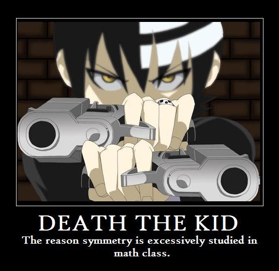 Death the Kid by ChibiMitarashi