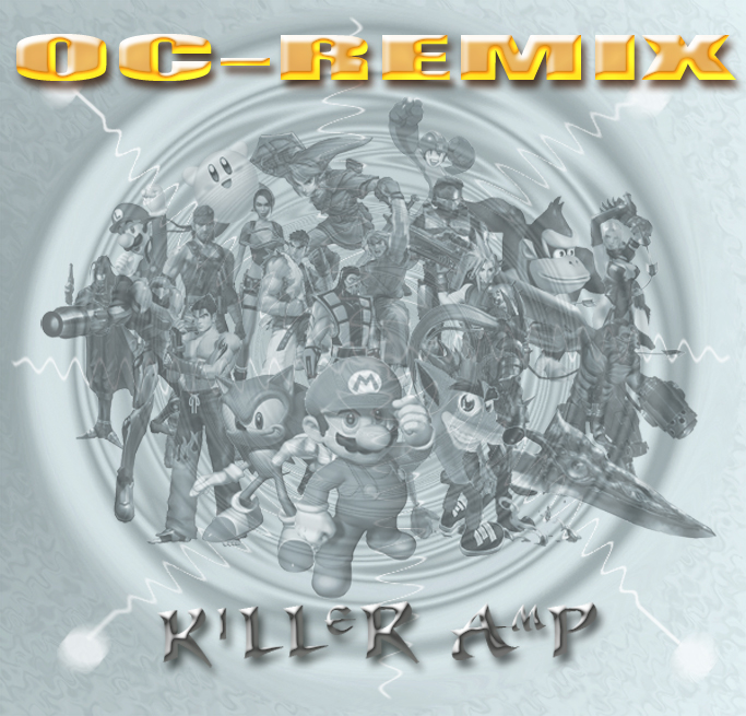 OC-Remix CD Cover