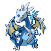 Blue Flame Charizard by derikvyreflame