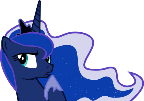 Luna Philosophizing