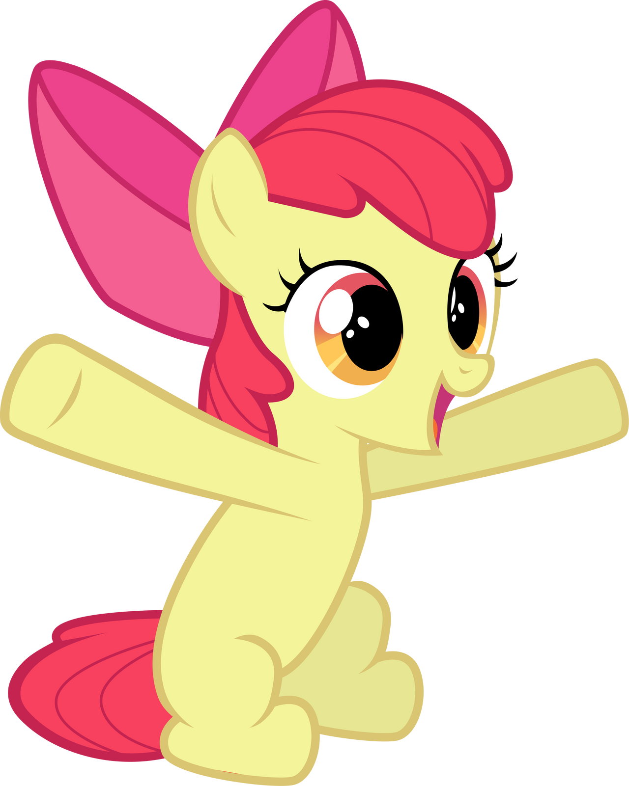 Apple Bloom Just Wants a Hug by tamalesyatole