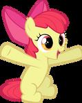 Apple Bloom Just Wants a Hug