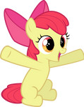 Apple Bloom Just Wants a Hug