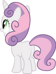Sweetie Belle Looks Beyond