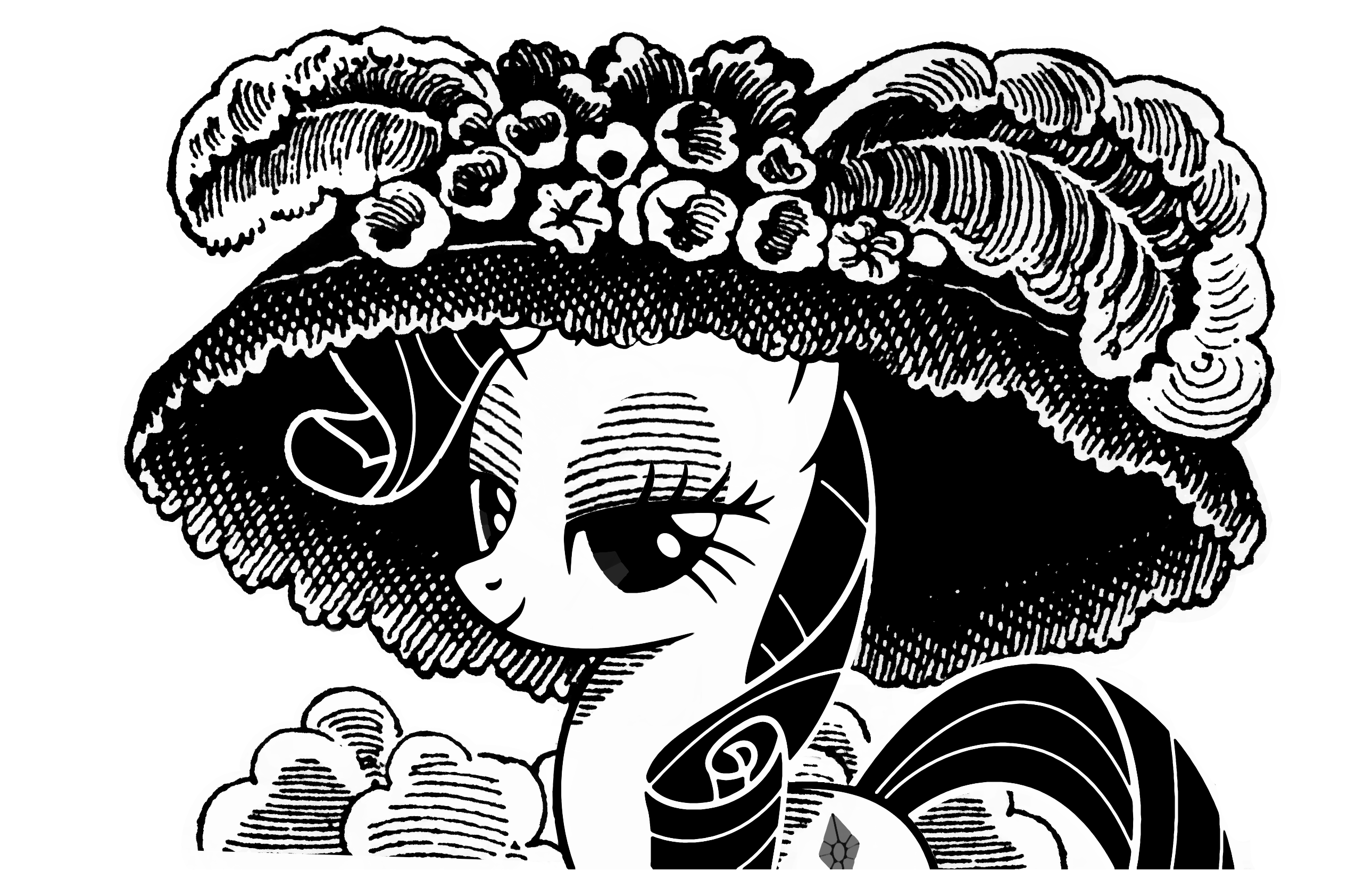 Image Result For Sombrero Coloring Page