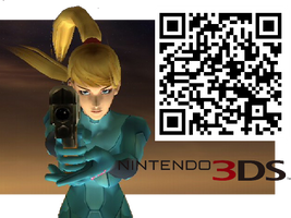 Samus in 3D - MPO for the 3DS by tamalesyatole