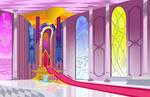 Celestia's Throne Room Background
